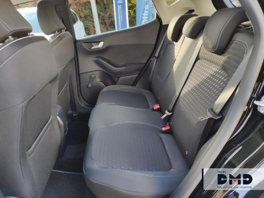 Ford Fiesta 1.0 Ecoboost 100ch Stop&start B&o Play First Edition Bva 5p - Visuel #9