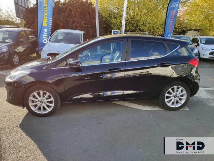 Ford Fiesta 1.0 Ecoboost 100ch Stop&start B&o Play First Edition Bva 5p - Visuel #1