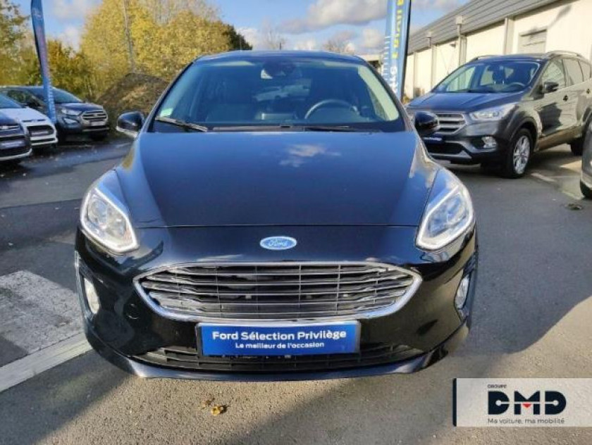 Ford Fiesta 1.0 Ecoboost 100ch Stop&start B&o Play First Edition 5p - Visuel #4