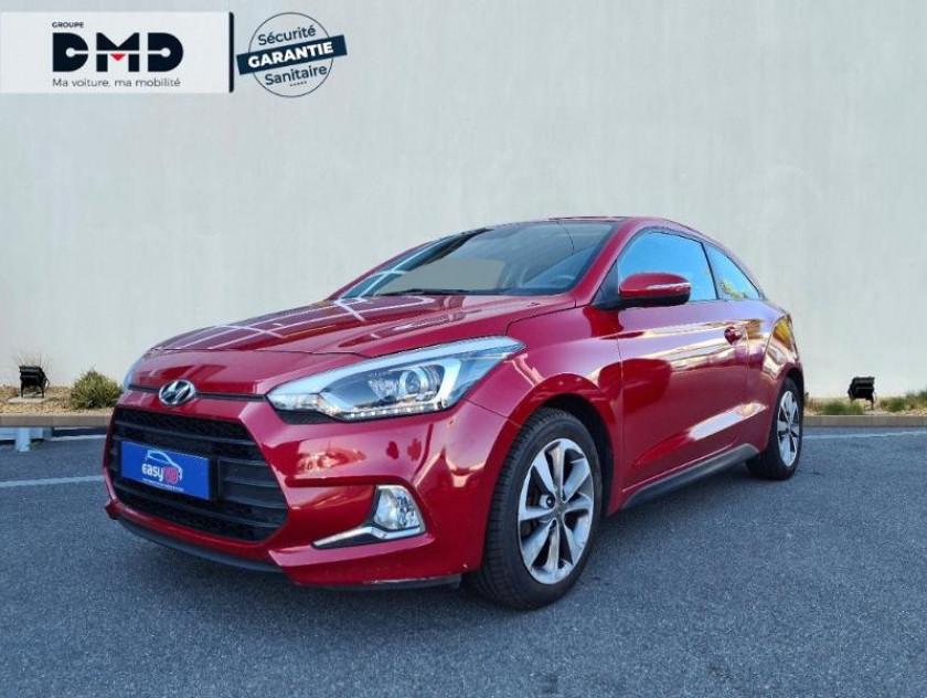 Hyundai I20 Coupe 1.4 Crdi 90 Intuitive Plus - Visuel #1