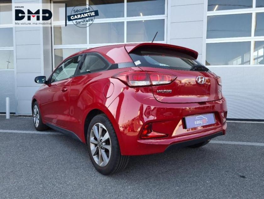 Hyundai I20 Coupe 1.4 Crdi 90 Intuitive Plus - Visuel #3