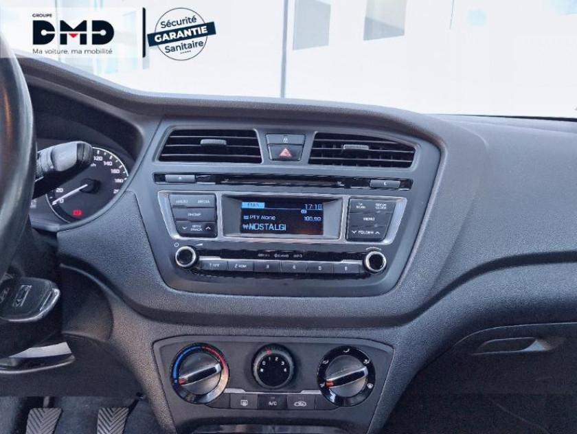 Hyundai I20 Coupe 1.4 Crdi 90 Intuitive Plus - Visuel #6