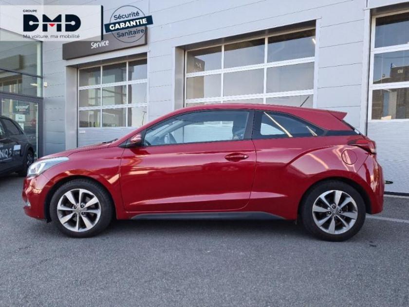 Hyundai I20 Coupe 1.4 Crdi 90 Intuitive Plus - Visuel #2
