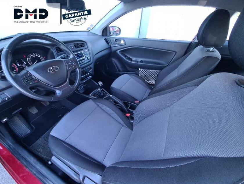 Hyundai I20 Coupe 1.4 Crdi 90 Intuitive Plus - Visuel #15