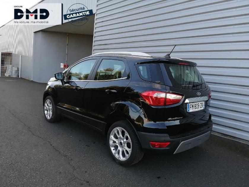 Ford Ecosport 1.0 Ecoboost 125ch Titanium - Visuel #3