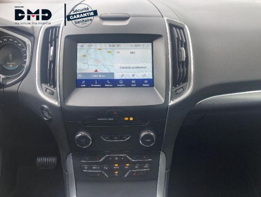 Ford S-max 2.0 Ecoblue 150ch Titanium Bva8 Euro6.2 - Visuel #6
