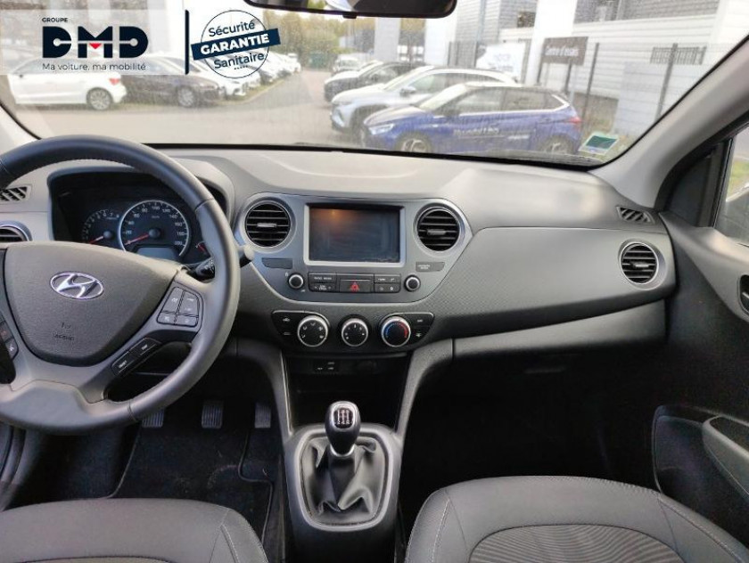 Hyundai I10 1.0 66ch Edition #mondial - Visuel #5