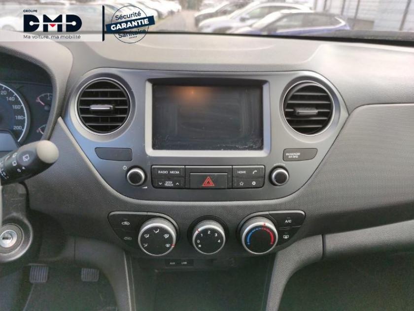 Hyundai I10 1.0 66ch Edition #mondial - Visuel #6