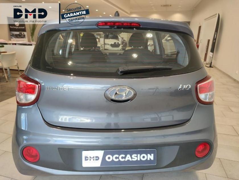 Hyundai I10 1.0 66ch Edition #mondial - Visuel #11