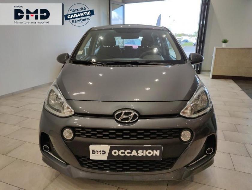 Hyundai I10 1.0 66ch Edition #mondial - Visuel #4