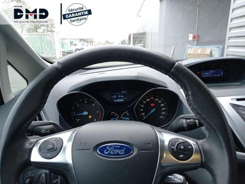 Ford C-max 1.6 Tdci 95ch Fap Trend - Visuel #7