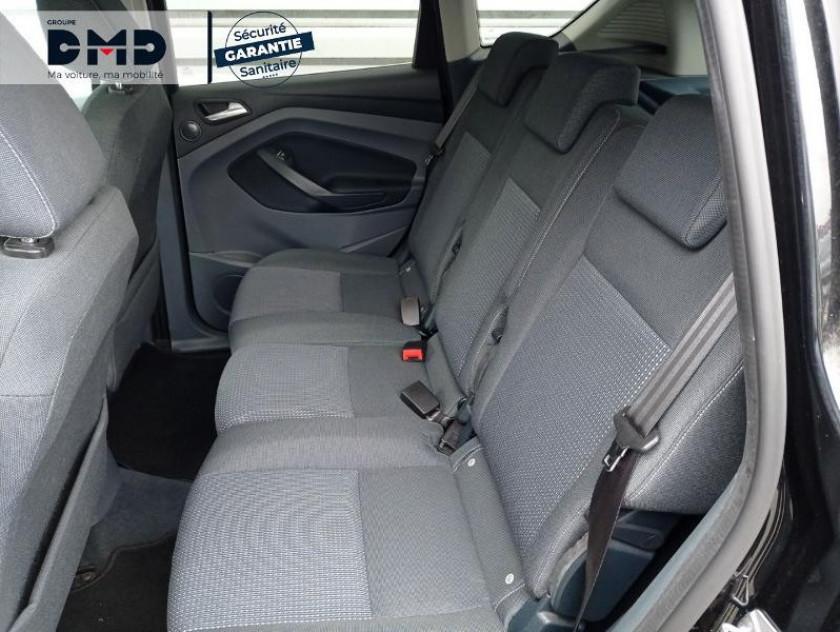 Ford C-max 1.6 Tdci 95ch Fap Trend - Visuel #10