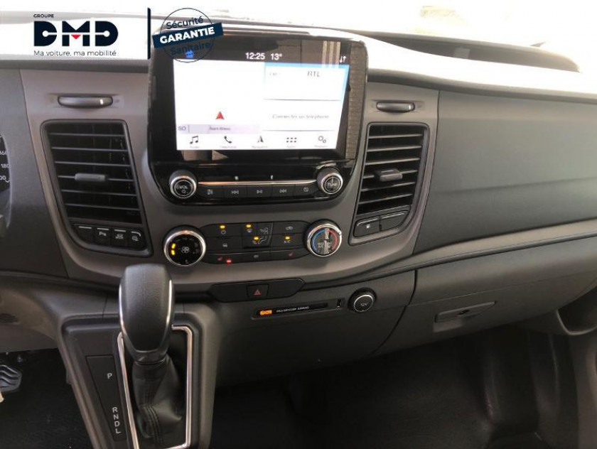 Ford Transit Custom Fg 340 L1h1 1.0 Ecoboost 120 Phev Trend Business - Visuel #6
