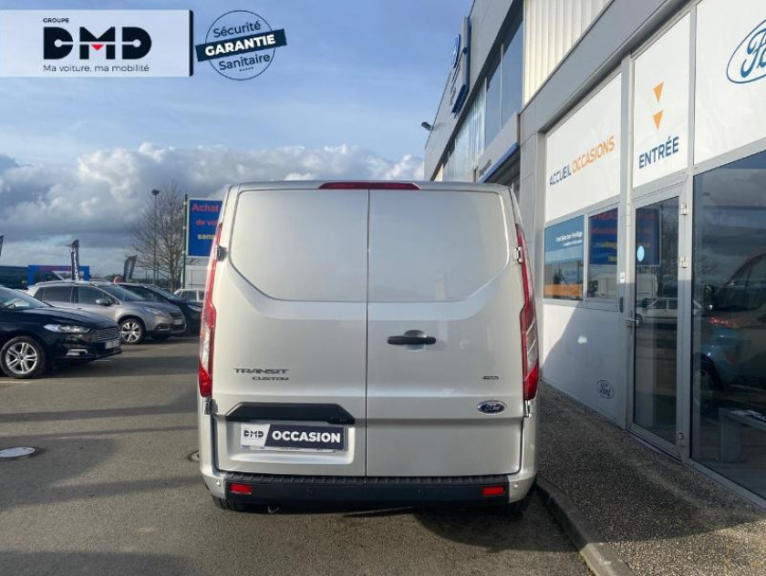 Ford Transit Custom Fg 340 L1h1 1.0 Ecoboost 120 Phev Trend Business - Visuel #11