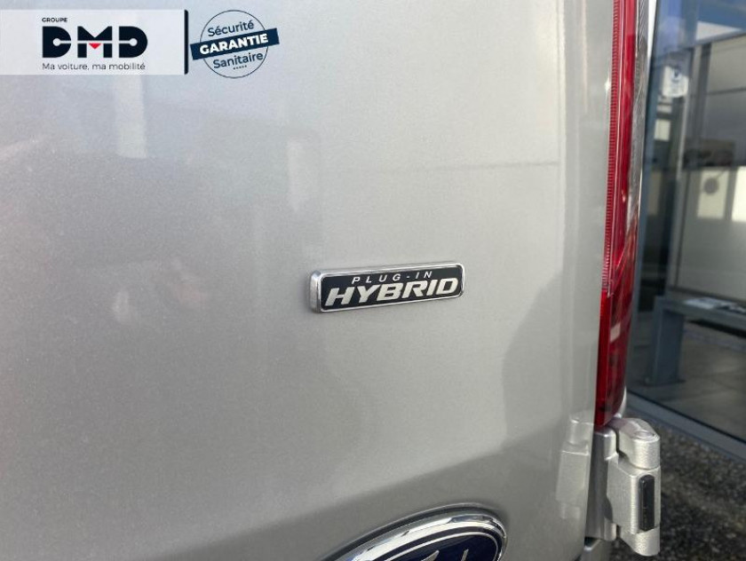Ford Transit Custom Fg 340 L1h1 1.0 Ecoboost 120 Phev Trend Business - Visuel #14