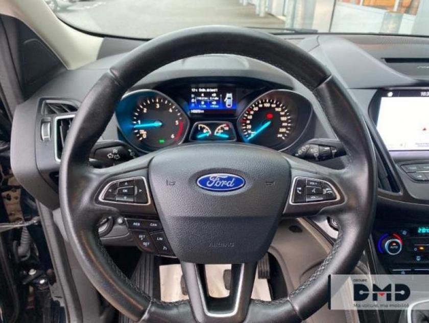 Ford Kuga 1.5 Tdci 120ch Stop&start Titanium 4x2 - Visuel #7