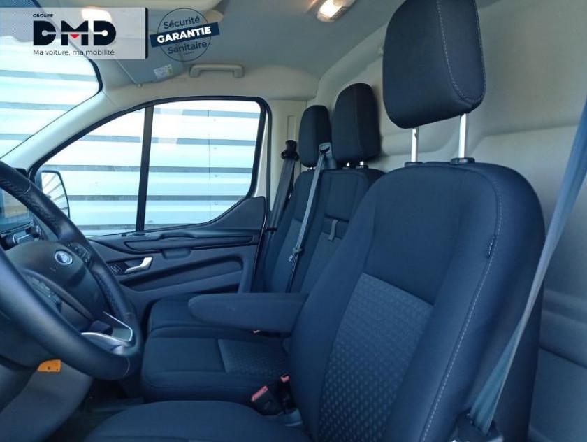 Ford Transit Custom Fg 340 L1h1 1.0 Ecoboost 120 Phev Trend Business - Visuel #4