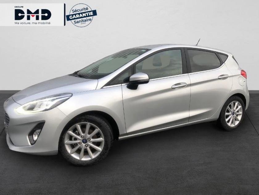 Ford Fiesta 1.0 Ecoboost 95ch Titanium 5p - Visuel #1