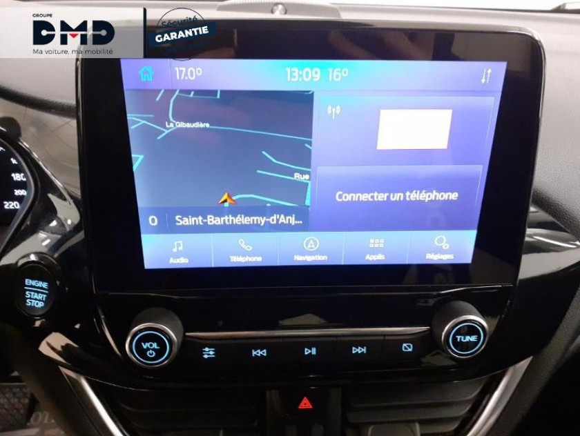 Ford Fiesta 1.0 Ecoboost 95ch Titanium 5p - Visuel #6