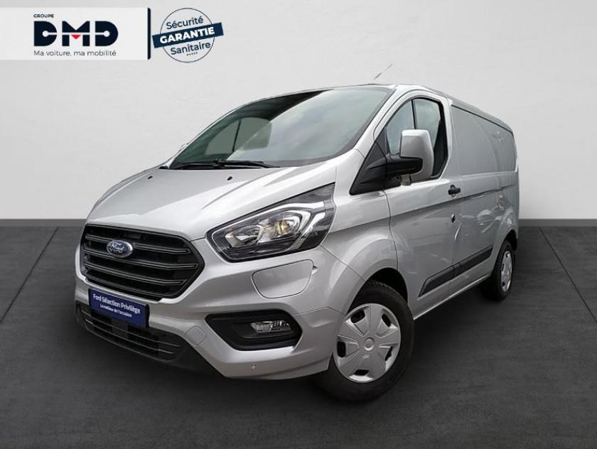 Ford Transit Custom Fg 340 L1h1 1.0 Ecoboost 120 Phev Trend Business - Visuel #1