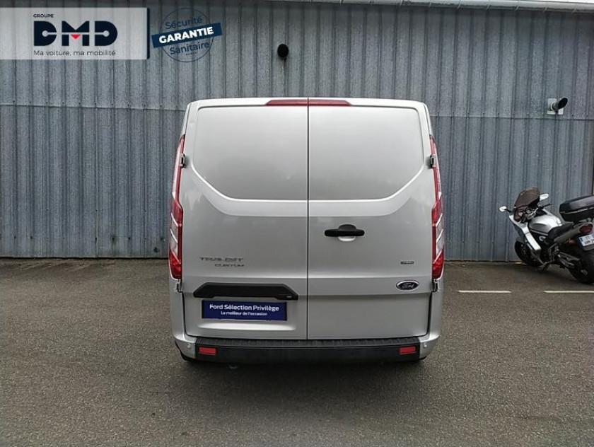 Ford Transit Custom Fg 340 L1h1 1.0 Ecoboost 120 Phev Trend Business - Visuel #11