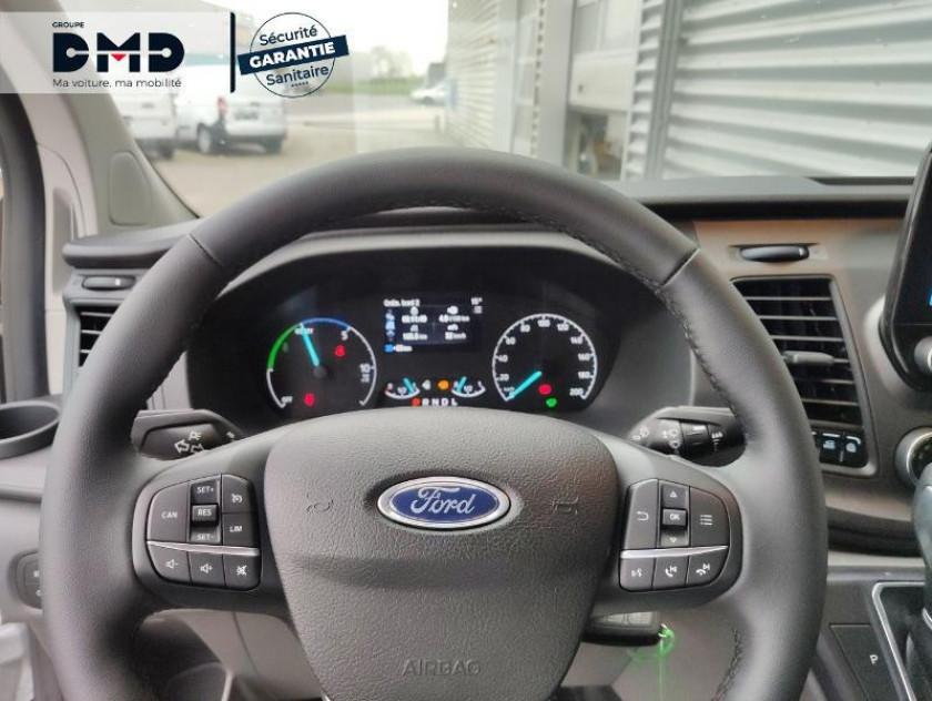 Ford Transit Custom Fg 340 L1h1 1.0 Ecoboost 120 Phev Trend Business - Visuel #7