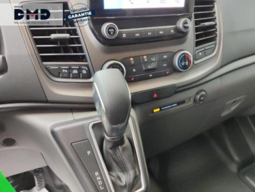 Ford Transit Custom Fg 340 L1h1 1.0 Ecoboost 120 Phev Trend Business - Visuel #8