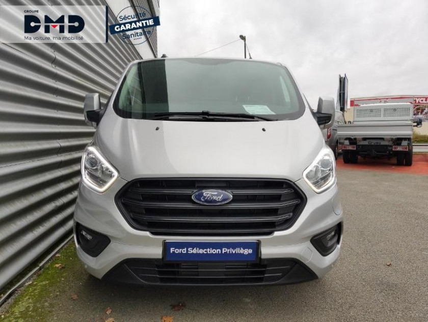 Ford Transit Custom Fg 340 L1h1 1.0 Ecoboost 120 Phev Trend Business - Visuel #4