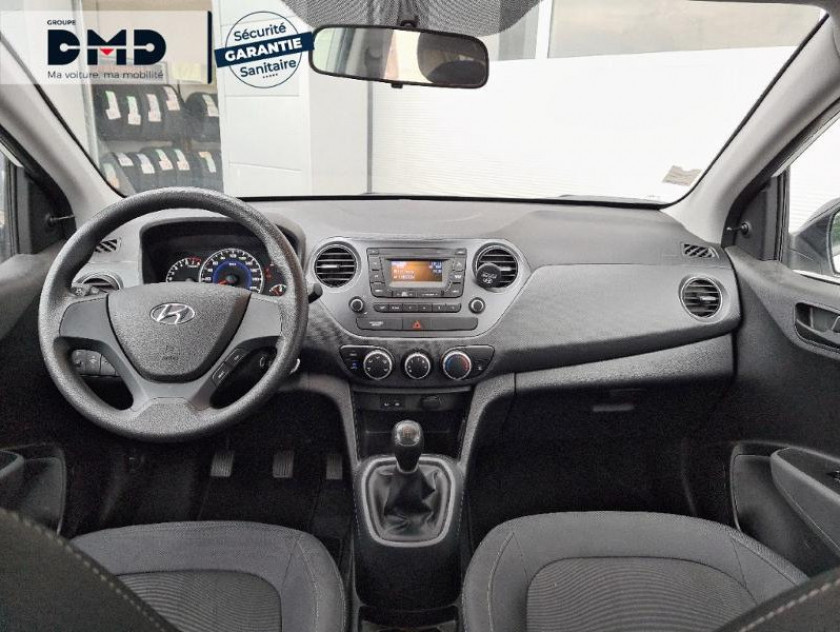 Hyundai I10 1.0 66ch Initia Stop&start Euro6d-temp - Visuel #5