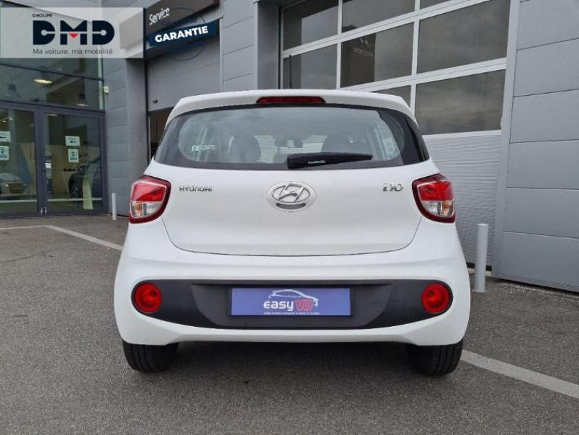 Hyundai I10 1.0 66ch Initia Stop&start Euro6d-temp - Visuel #11