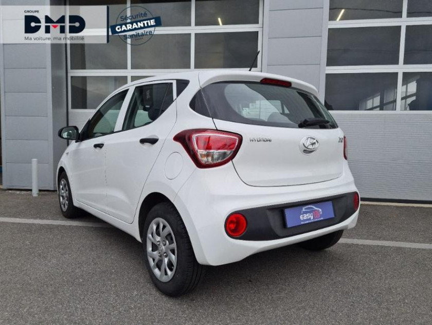 Hyundai I10 1.0 66ch Initia Stop&start Euro6d-temp - Visuel #3