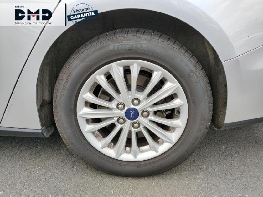 Ford Focus Sw 1.0 Ecoboost 125ch Titanium Bva - Visuel #13