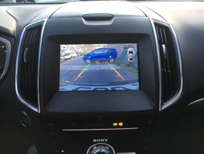 Ford Galaxy 2.0 Tdci 150ch Stop&start Titanium Powershift - Visuel #16