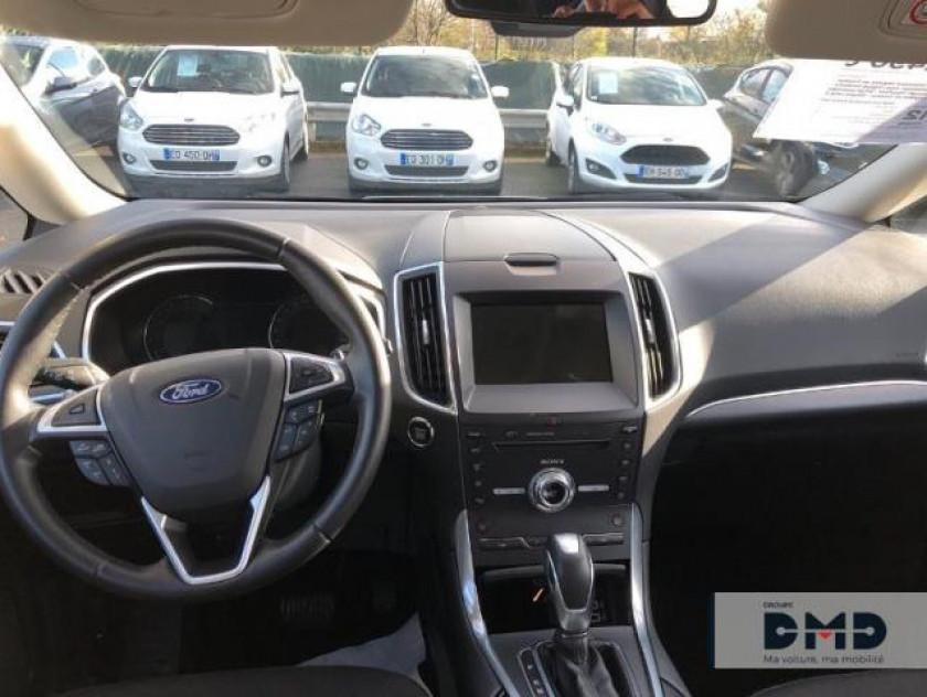 Ford Galaxy 2.0 Tdci 150ch Stop&start Titanium Powershift - Visuel #5