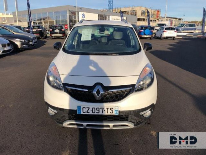 Renault Scenic 1.5 Dci 110ch Energy Bose Eco² - Visuel #4