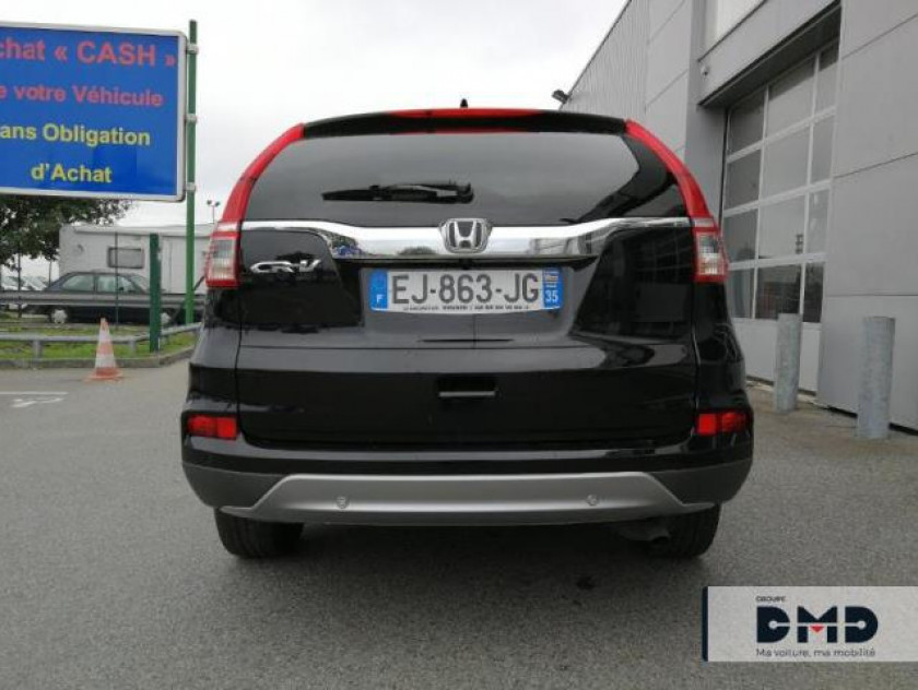 Honda Cr-v 1.6 I-dtec 160ch Exclusive Navi 4wd At - Visuel #11