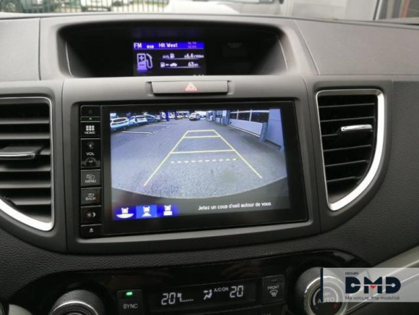 Honda Cr-v 1.6 I-dtec 160ch Exclusive Navi 4wd At - Visuel #6