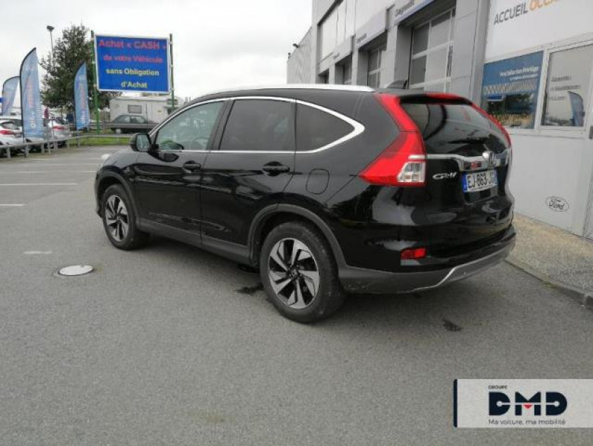 Honda Cr-v 1.6 I-dtec 160ch Exclusive Navi 4wd At - Visuel #3