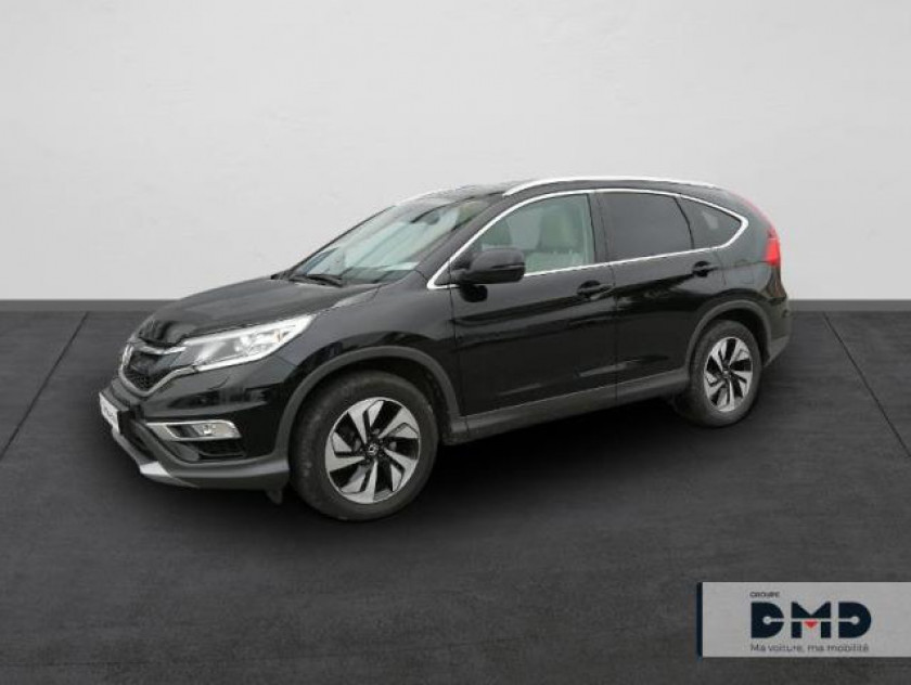 Honda Cr-v 1.6 I-dtec 160ch Exclusive Navi 4wd At - Visuel #1
