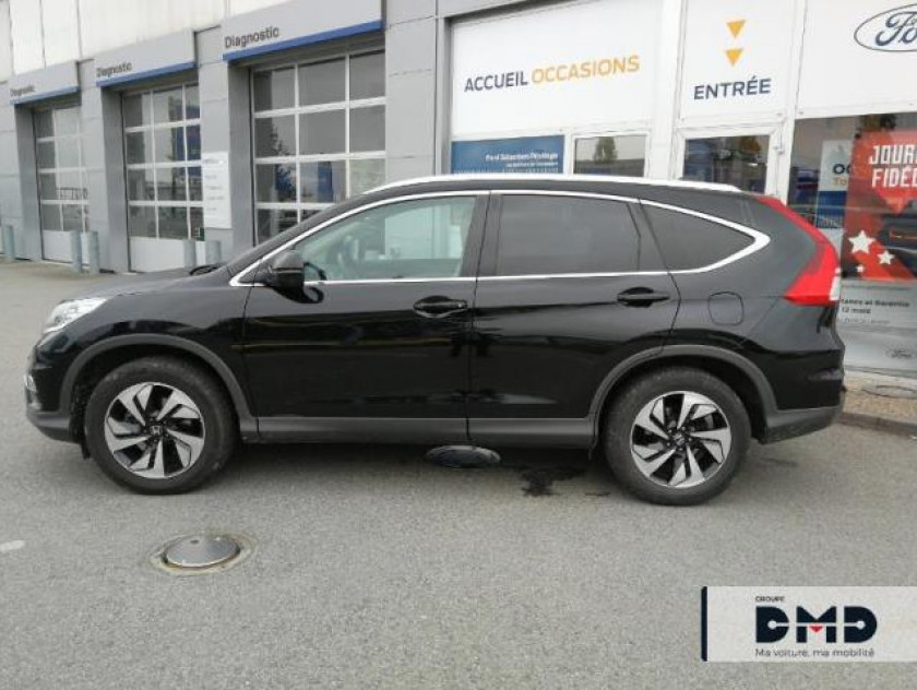Honda Cr-v 1.6 I-dtec 160ch Exclusive Navi 4wd At - Visuel #2