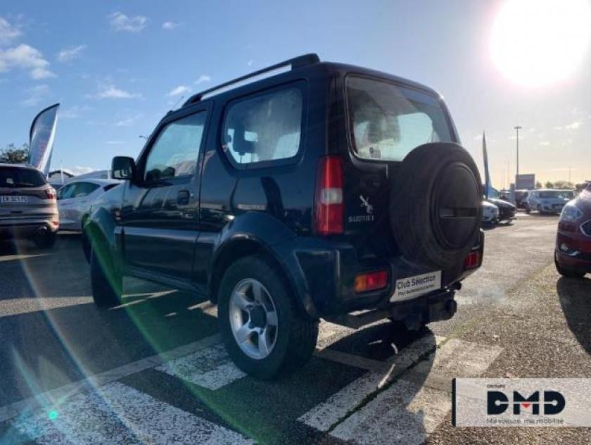 Suzuki Jimny 1.5 Ddis Jlx - Visuel #3