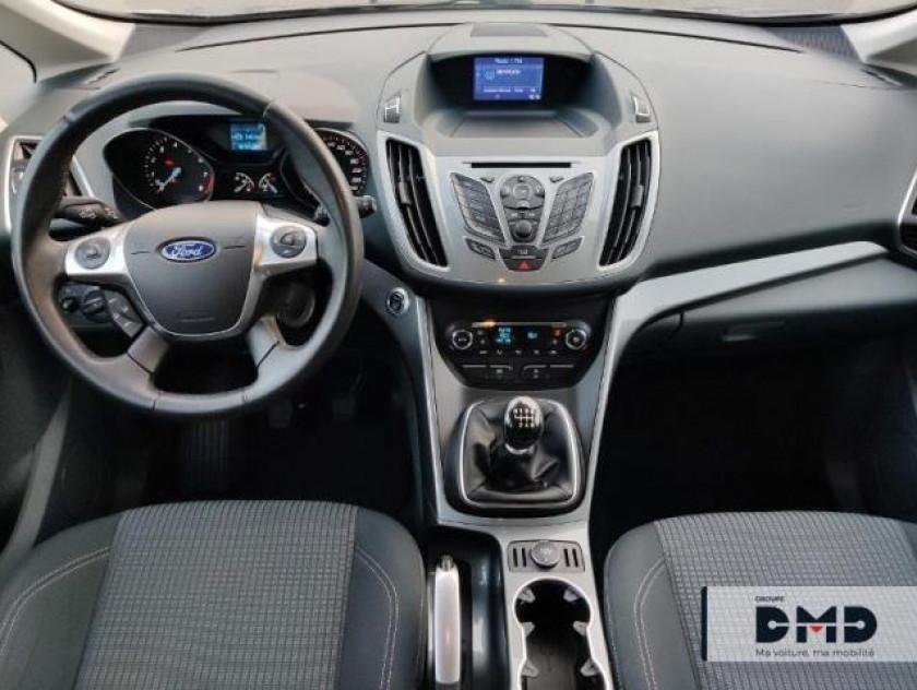 Ford C-max 1.0 Scti 125ch Ecoboost Stop&start Titanium X - Visuel #5