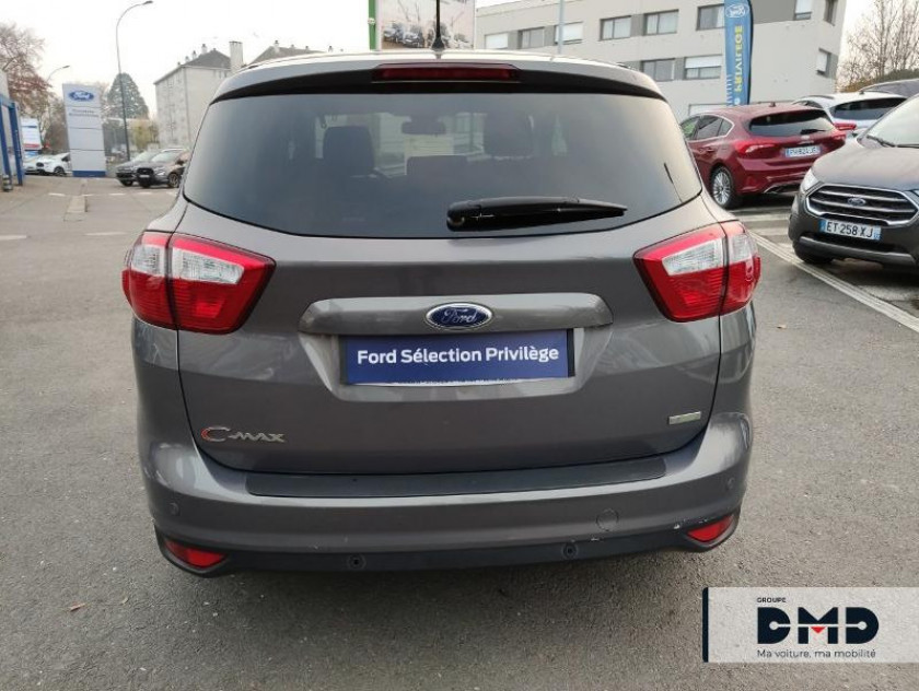 Ford C-max 1.0 Scti 125ch Ecoboost Stop&start Titanium X - Visuel #11