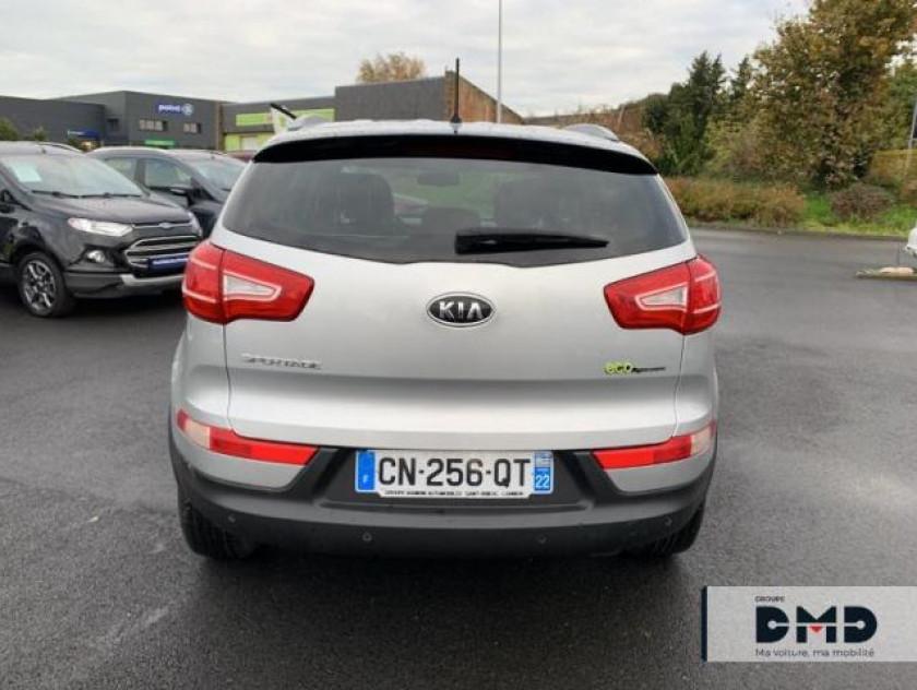 Kia Sportage 1.7 Crdi 115 Active Isg - Visuel #11