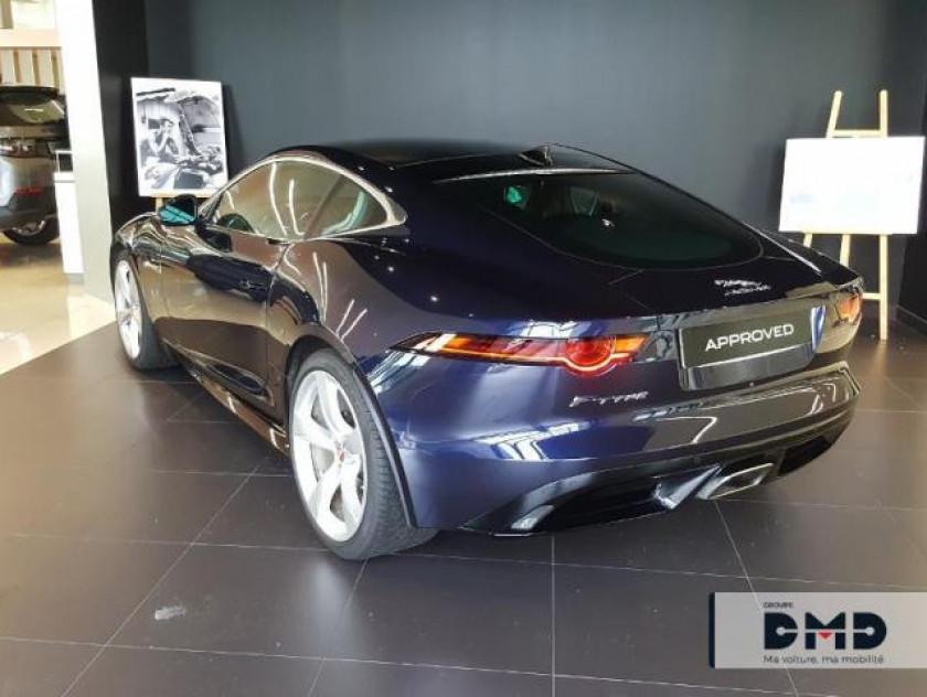 Jaguar F-type Coupe 2.0 T 300ch R-dynamic Bva8 - Visuel #3