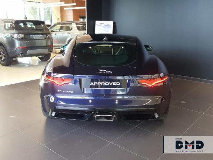 Jaguar F-type Coupe 2.0 T 300ch R-dynamic Bva8 - Visuel #11