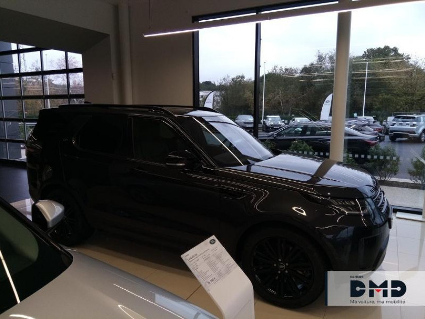 Land Rover Discovery 3.0 Sd6 306ch Hse Luxury Mark Iii - Visuel #2