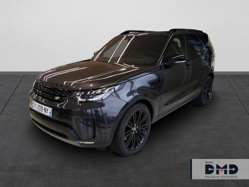 Land Rover Discovery 3.0 Sd6 306ch Hse Luxury Mark Iii - Visuel #1