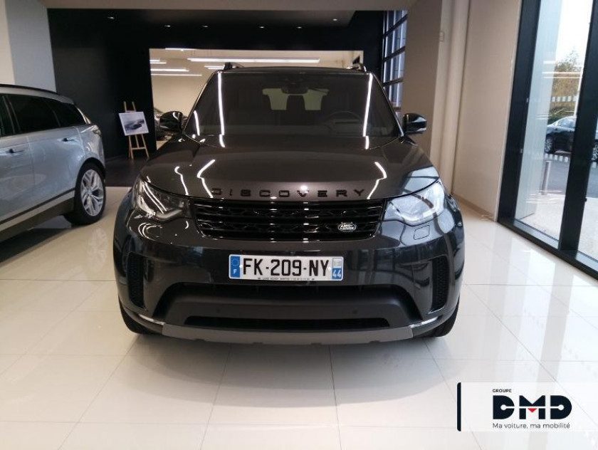 Land Rover Discovery 3.0 Sd6 306ch Hse Luxury Mark Iii - Visuel #4