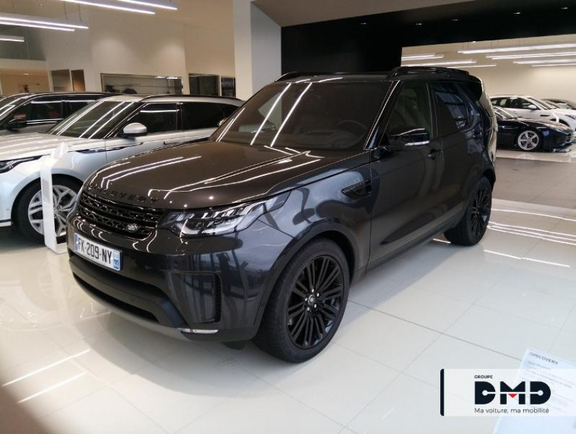 Land Rover Discovery 3.0 Sd6 306ch Hse Luxury Mark Iii - Visuel #15